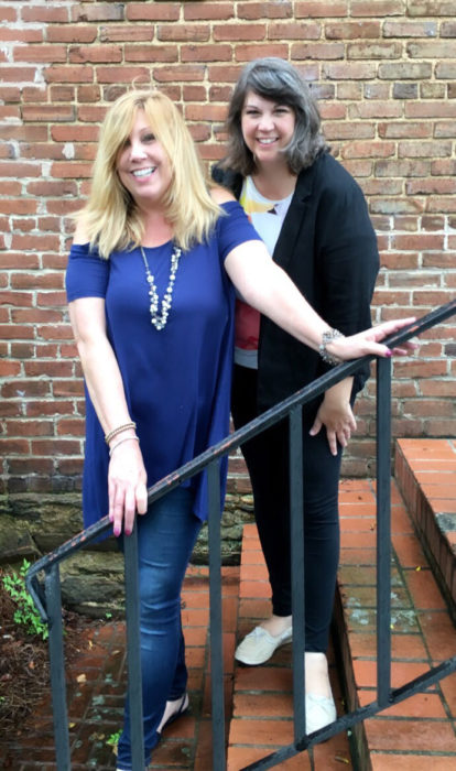 Cheri and Nikki - The Sisters of Sisters Staging