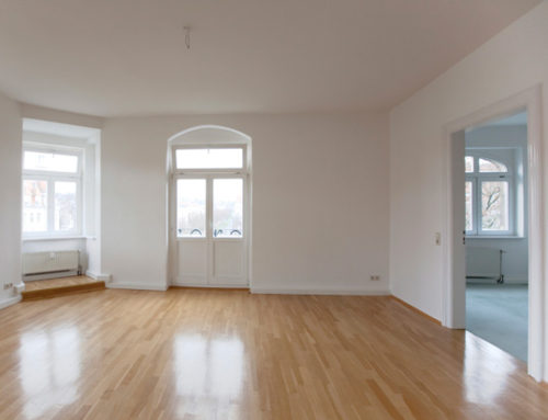 EMPTY HOUSE, no furniture