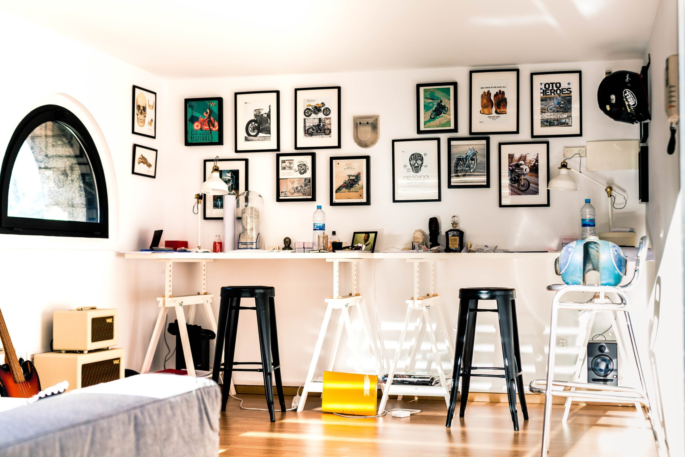 Declutter Staged Rooms